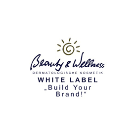 "Logo von Beauty & Wellness - Dermatologische Kosmetik White Label ""Build your Brand!"""