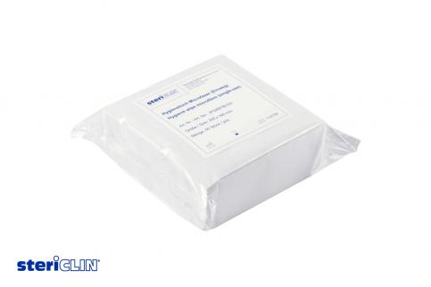 SteriClin Hygienetücher in weißer Verpackung