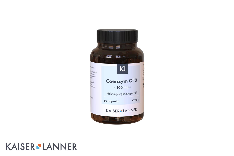 Kaiser & Lanner - Coenzym Q10 Kapseln Nahrungsergänzungsmittel