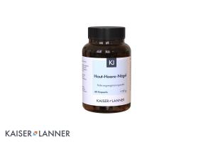 Kaiser & Lanner - Haut-Haare-Nägel Kapseln Nahrungsergänzungsmittel