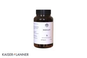 White Label - Weihrauch Kapseln Nahrungsergänzungsmittel